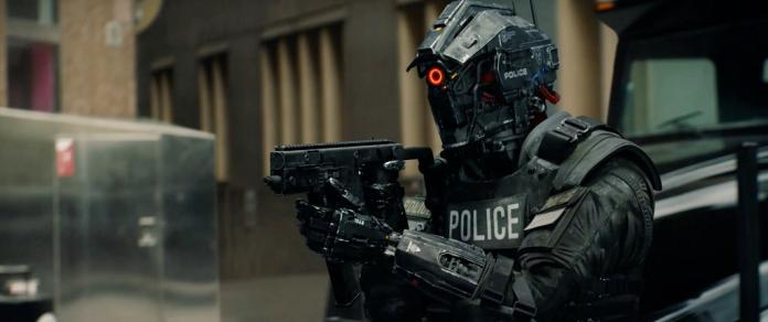 ▲機器人警察。(圖/車庫)
