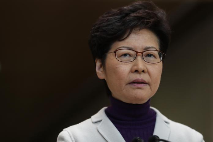 修改教科書惹議 <b>林鄭月娥</b>:香港沒有三權分立、全面自治