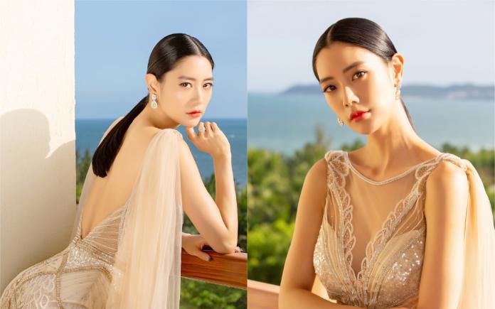 ▲ 南韓女星Clara 擁有天使般的臉蛋和姣好身材。(圖/翻攝微博)