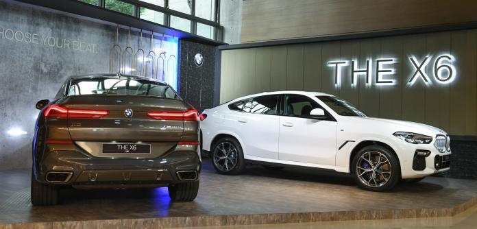 ▲全新世代BMW X6盛大發表。(圖/業者提供)