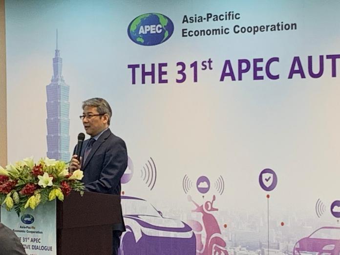 廣編/APEC第31屆汽車對話會議 共同規劃產業發展策略
