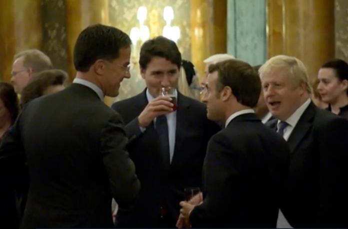 英法加領袖說他壞話被抓到了!川普冷回:杜魯道是<b>雙面人</b>
