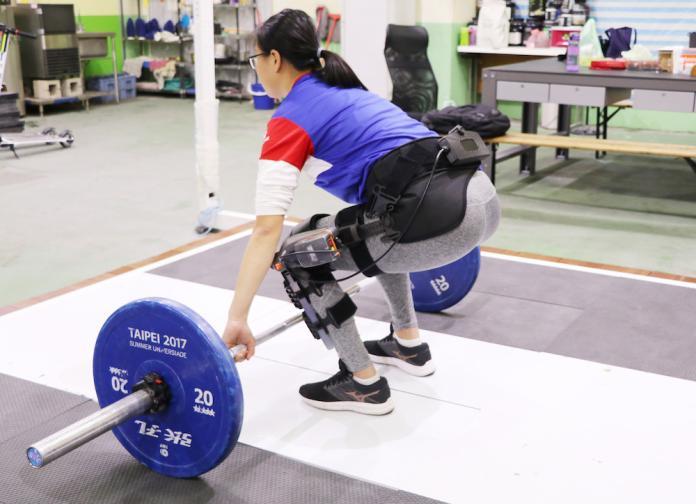 未來科技迎戰東京奧運 <b>陽明大學</b>研發智慧舉重台