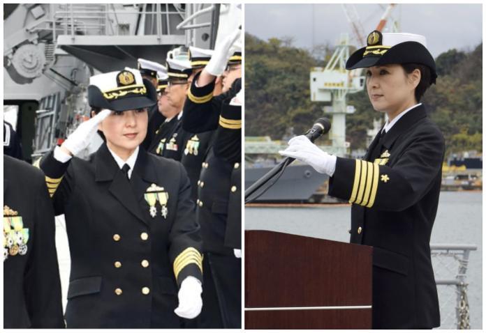 日本首位神盾級驅逐艦<b>女艦長</b> 率領妙高號對抗北韓威脅