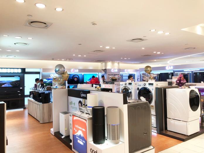 ▲新開幕的集雅社就位於統一時代台北店6F,提供消費者更便利、友善購物環境。(圖/公關照片)