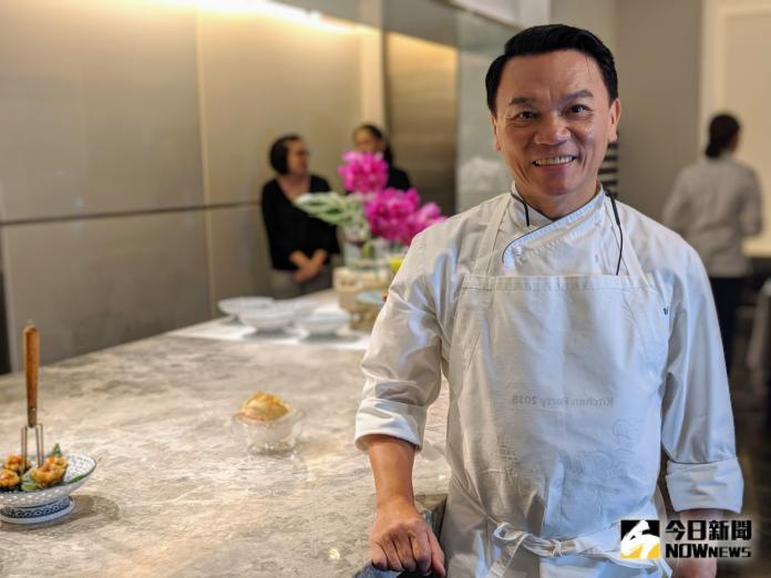 泰國神廚來台客座 「泰魂法菜」一道300元有找