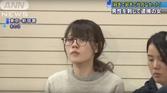 櫻花妹刺殺牛郎案開庭!內情曝光全場唏噓:愛丟卡慘死