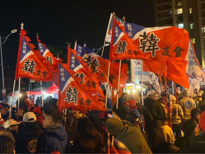 NOW早報/韓國瑜造勢擠2萬人?<b>椅子精算師</b>出動 結果驚人