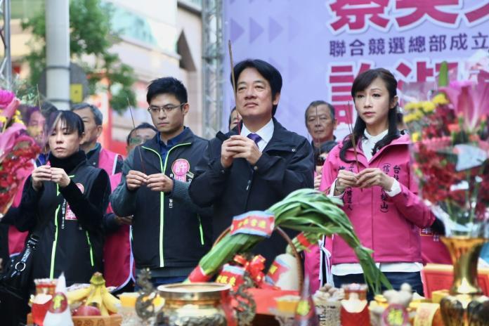 陳玉珍抗議遭同黨立委夾手送醫 賴神:浪費醫療資源