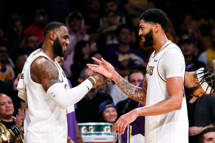 NBA/湖人教頭:本季MVP和<b>最佳防守球員</b>都應該屬於湖人