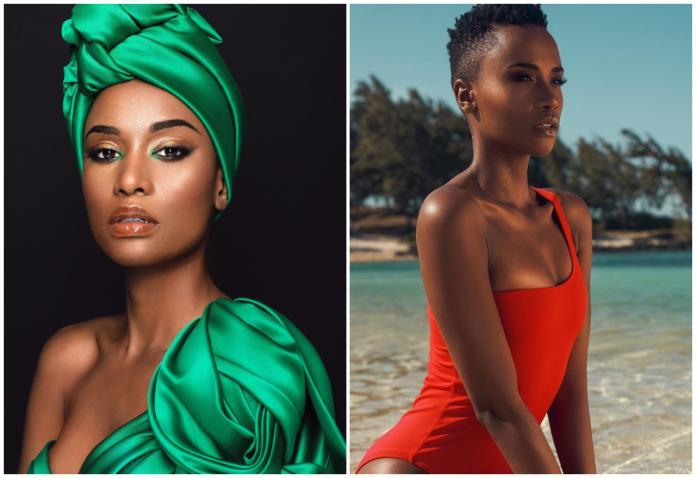 環球小姐出爐!南非黑佳麗奪冠 歐普拉讚:鼓舞全世界