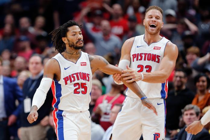 NBA/活塞新GM走馬上任 仍將羅斯、幹籃哥視為未來計畫