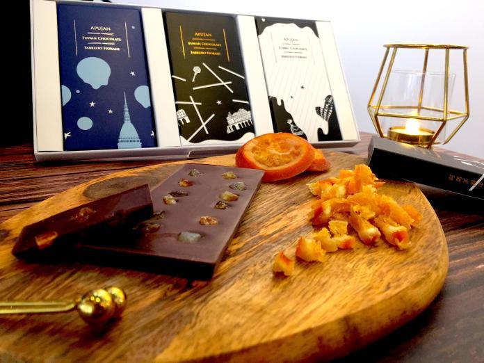 世界第1巧克力在台灣 聯手時裝品牌進軍電商市場