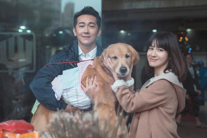 <br> ▲《黑喵知情》由施名帥、連俞涵主演。(圖/LINE TV提供)