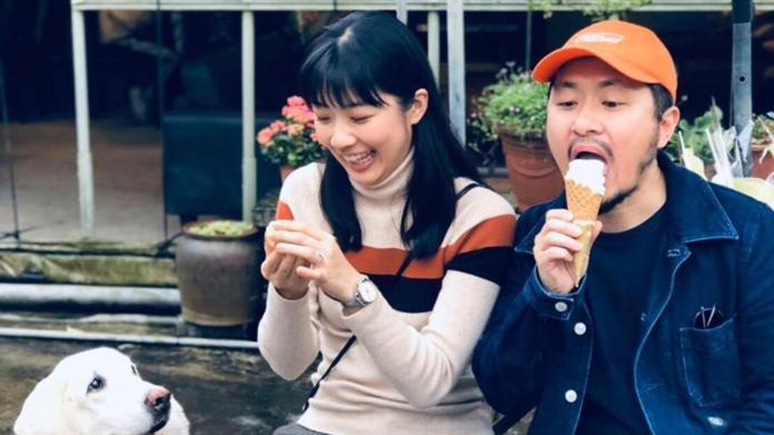 41歲九把刀當爸了!曝「周亭羽做超音波」:想到就一直笑