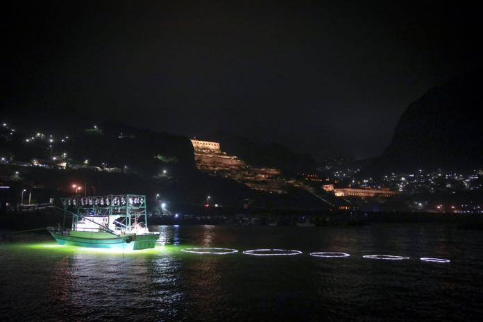▲水湳洞漁港的海洋系列工作坊,豐富的活動吸引更多訪客(圖/新北農業局提供)