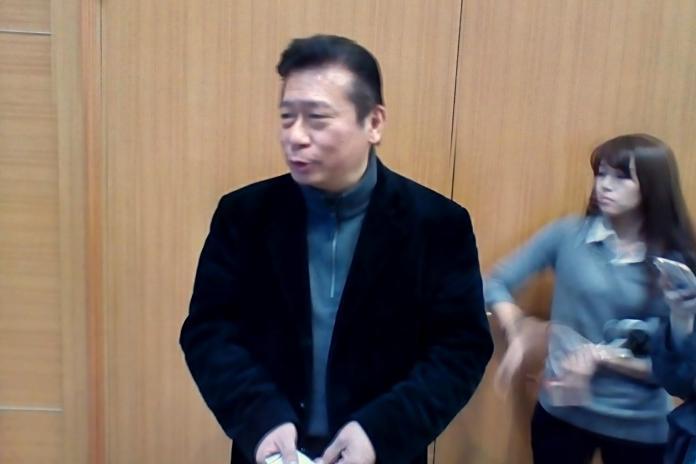 <br> 國民黨義務副祕書長張顯耀。(圖 / 記者陳弘志攝)