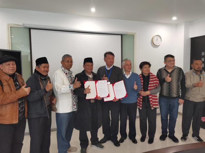 能源大廠攜手印尼泗水理工學院 合作提升產業技術