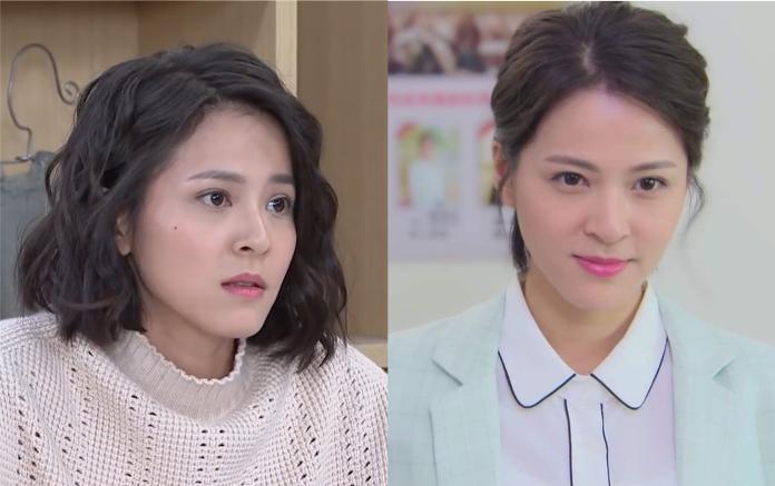 ▲蘇晏霈在《多情城市》中一人分飾兩角,演出雙胞胎姊妹。(圖/民視提供)