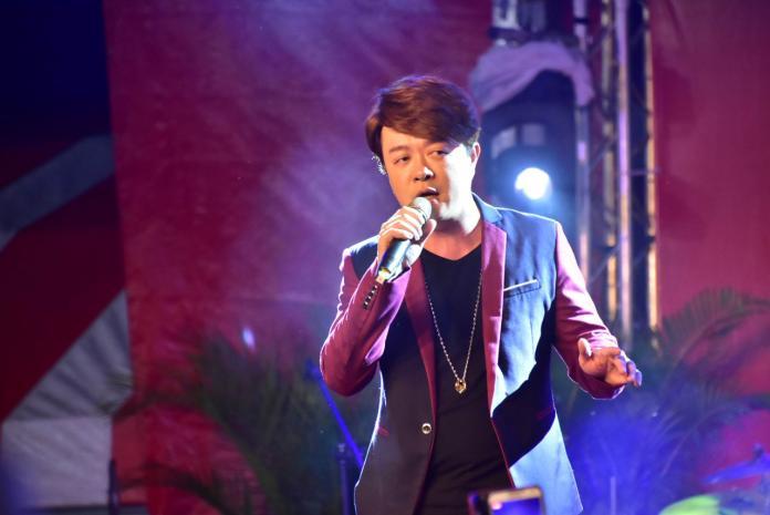 翁立友將在「2019冬戀蘭陽溫泉季」金曲台語之夜演唱「堅持」、「手中情」、「我問天」等經典歌曲