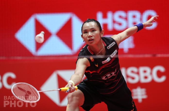 羽球/戴資穎逆轉泰國一姊 晉級4強還有希望