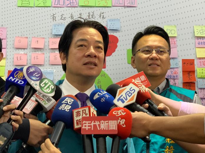 韓國瑜批農委會是花錢單位 賴清德反嗆你的方法是什麼?