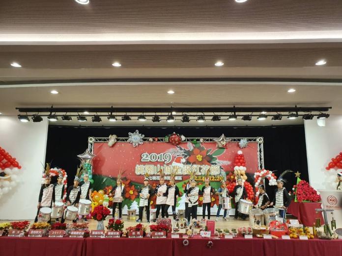 <br> ▲桃園市政府今年第3年舉辦桃園山城聖誕紅花節,將於台七桃花源休閒農業區熱鬧登場(圖/資料照片)