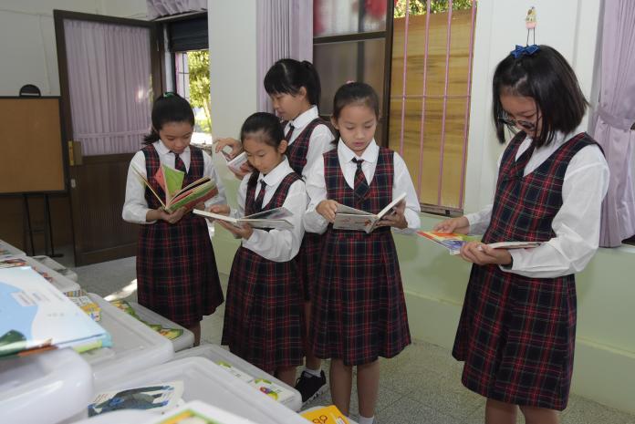 影/「英文愛的書庫」扎根在地 提升英文學習力
