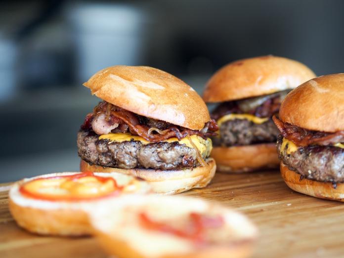 <br> ▲漢堡。(示意圖/翻攝自 pixabay )