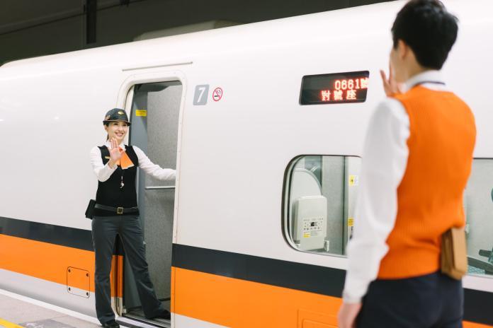 ▲台灣高鐵。(圖/翻攝自臉書)