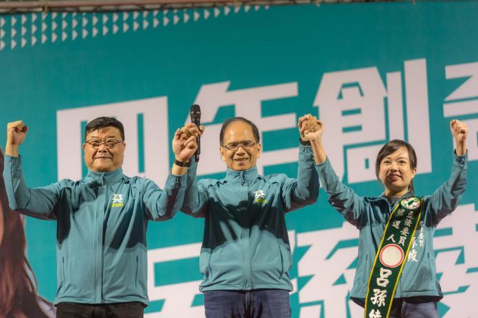 N2019121502游揆幫呂孫綾站台