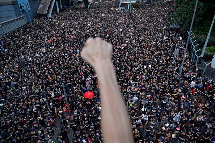 「光復香港時代革命」 香港反送中風波始末回顧