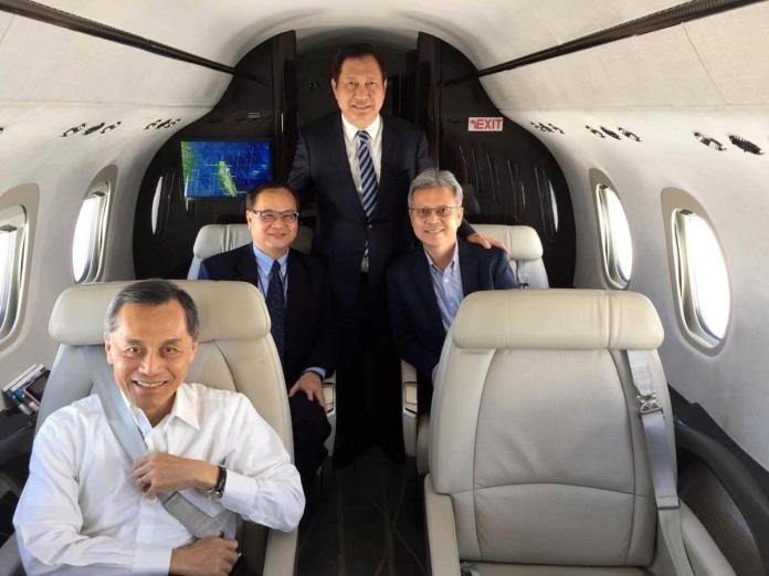 年初取得營業執照 趙國帥退出騰達航空、賴英里代理董座
