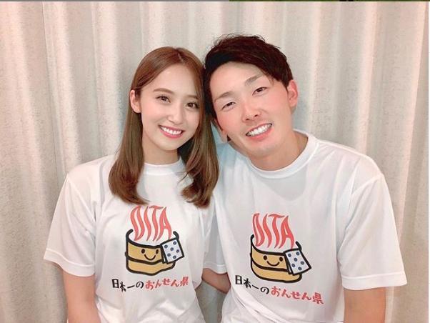 <br> ▲衛藤美彩和源田壯亮愛得甜蜜。(圖/翻攝IG)