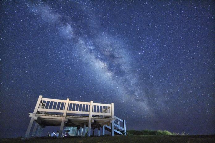 台灣最美星空在哪?市民狂指「一秘境」:<b>銀河</b>畫面忘不了