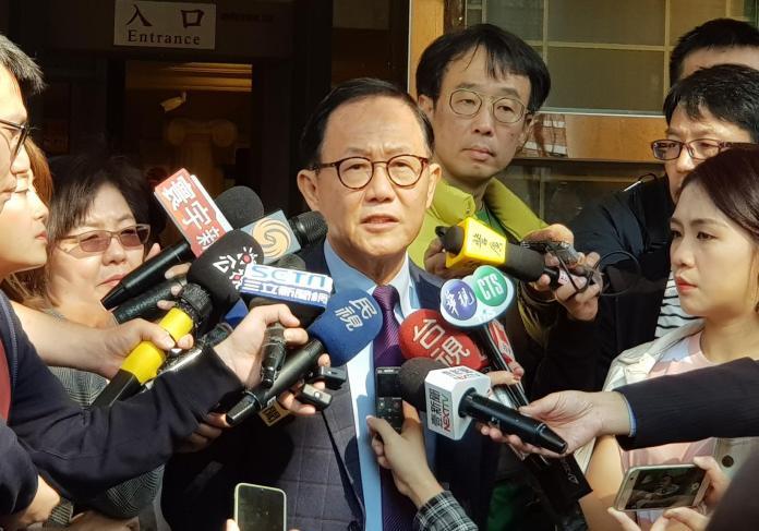 時任國民黨台北市長候選人丁守中提起的選舉無效之訴,今天(17日)中午宣判丁守中敗訴定讞。