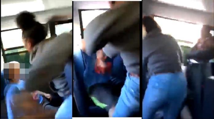 ▲14歲的小川粉因為頭戴川普棒球帽與同儕發生口角,慘遭圍毆。(圖/翻攝推特 AmericanDiaries )