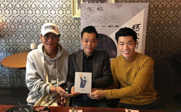 勇奪人生第一個獎 台灣導演「爽爬阿爾卑斯山」