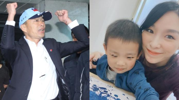 ▲張宇(右圖)分享兒子牙牙學語的趣事。(圖/NOWnews影像中心、臉書)