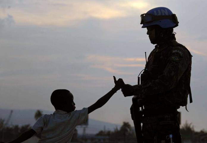聯合國維和部隊爆性醜聞 未成年少女僅11歲就誕下<b>私生子</b>