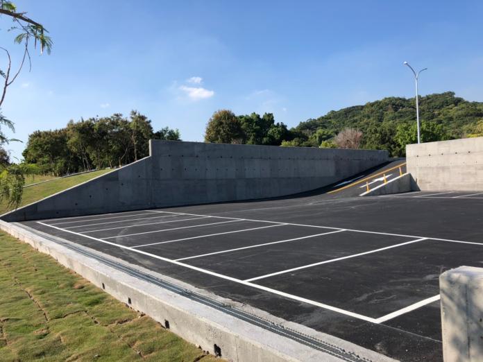 大坑登山不愁停車 經補庫停車場擴建完工