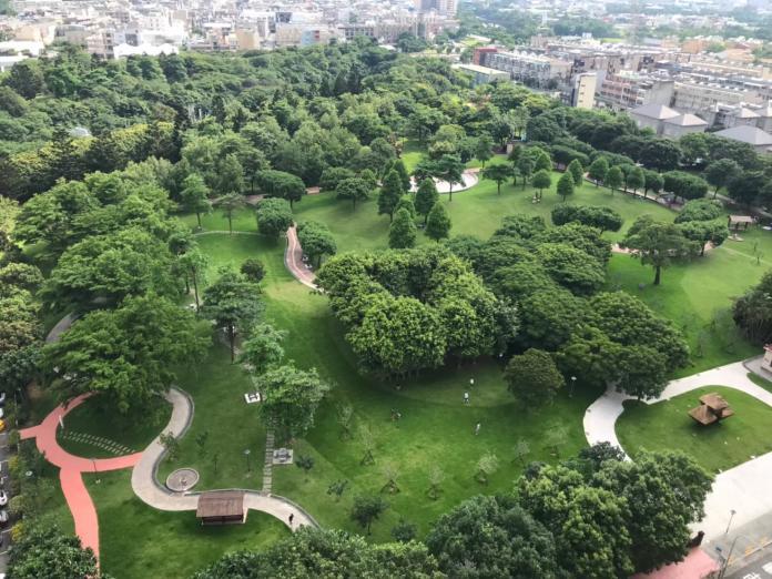 ▲桃園市大溪區埔頂重劃區有大片綠地,居住品質佳。(圖/住商不動產提供)