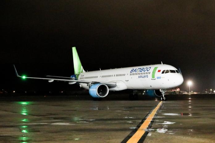 ▲今年初營的越竹航空,繼峴港航線後, 20 日再開辦台北-河內航線。(圖/越竹航空)