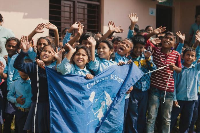台灣青年助尼泊爾學童重返校園 千禧世代追夢<b>微電影</b>上映