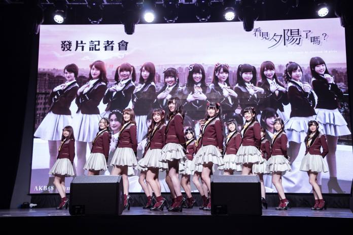 ▲AKB48 Team TP推出第三張單曲 。(圖/好言娛樂)