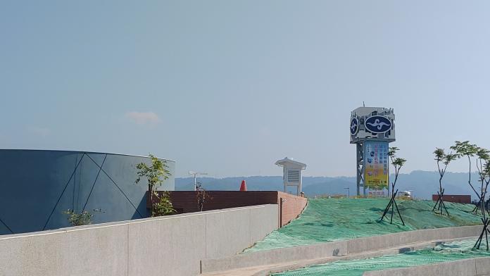 田中氣象站