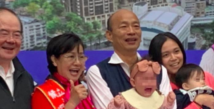 韓陣營為<b>女嬰</b>事件告媒體 蘇貞昌一句話酸爆