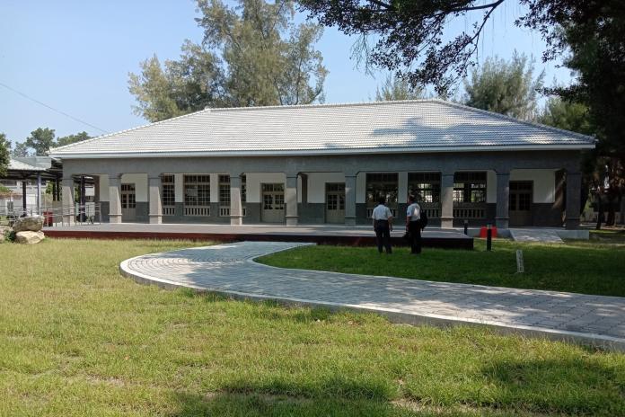 北港農工歷史建築舊圖書館啟用