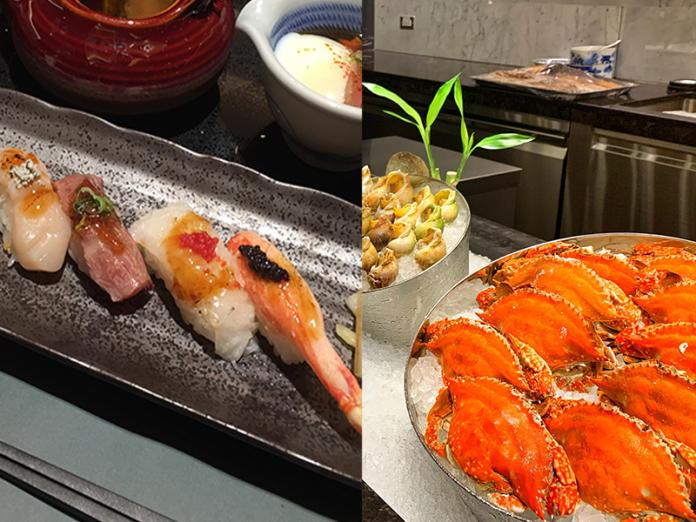 饗食天堂新品牌信義開幕 9大日式美食吃到飽特色盤點