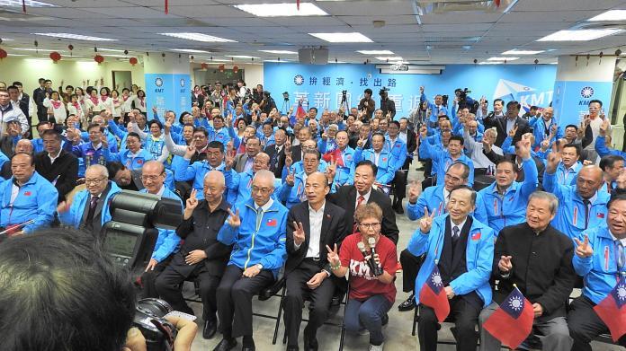 民調無用論!韓國瑜宣布這次選戰輸贏只在「3到5%之間」